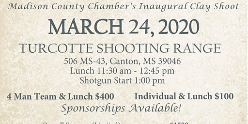 Madison County Chamber Clay Shoot