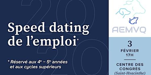Speed Dating de l'emploi AEMVQ