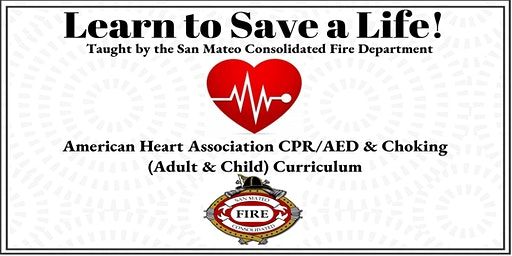 CPR/AED and Choking Class