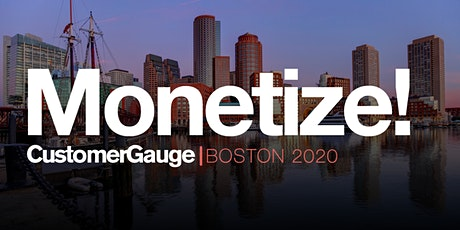 Monetize! Boston 2020 tickets