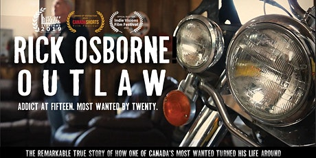 'Rick Osborne - Outlaw' Film Screening and Charity Event tickets