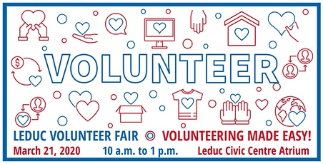 Leduc Volunteer Fair 2019 tickets