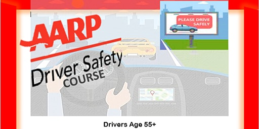 Driver Safety Course Ages 55+