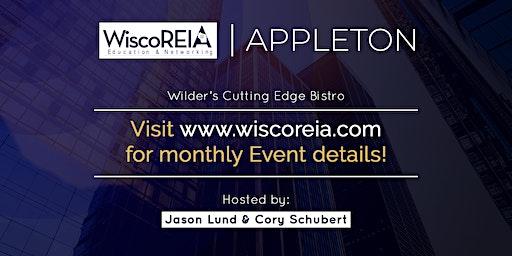 WiscoREIA's Appleton Meeting - 2020!