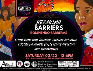 Breaking Barriers Latinx Teen Conference (2nd Edition) tickets
