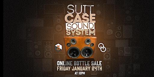 Suitcase Sound System Bottle Online Sale