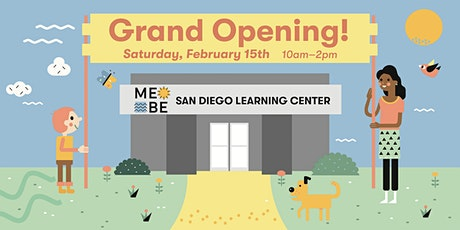 MeBe San Diego Learning Center Grand Opening tickets