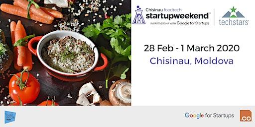 Startup Weekend FoodTech Chisinau 2020