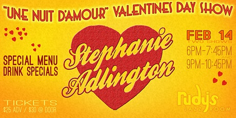"""Une Nuit D'amour"" Valentines Day Show tickets"