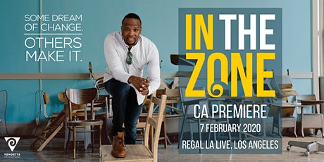 In The Zone -  LA Premiere Screening and Q&A tickets
