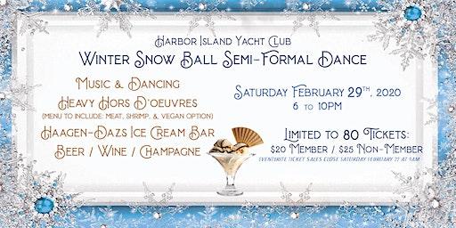 HIYC Winter Snow Ball 2020