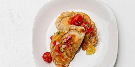 Handmade Chicken Empanadas - Cooking Class by Golden Apron™ tickets