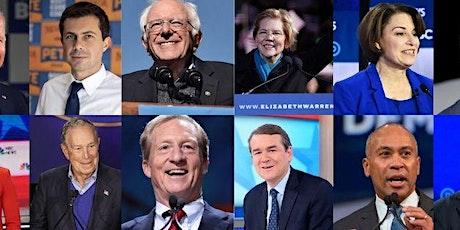 """2020 """"Super Tuesday"""" Watch Party tickets"""