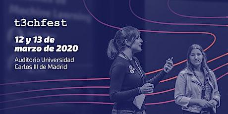 T3chFest 2020 entradas