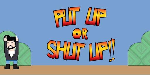 Put Up or Shut Up N64 Mario Kart Tournament