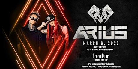 Arius // El Paso tickets