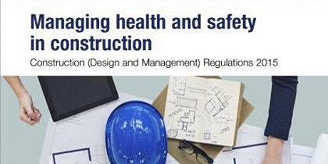 IOSH Manchester Branch - CDM by Scott Ellis tickets