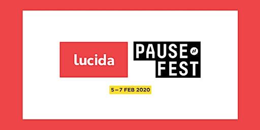 Hiring a Diverse Workforce - Lucida @ Pause Fest