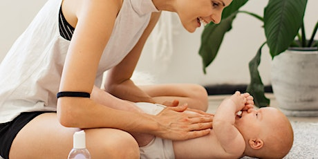 Mums and Dads Baby Massage Perth Introductory Class tickets