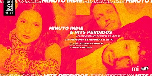 08/02 - MINUTO INDIE E HITS PERDIDOS NO ESTÚDIO BIXIGA
