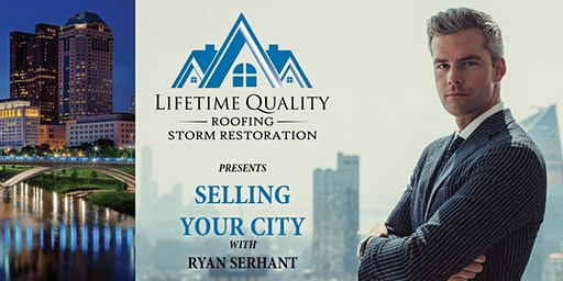 SELLING YOUR CITY: RYAN SERHANT