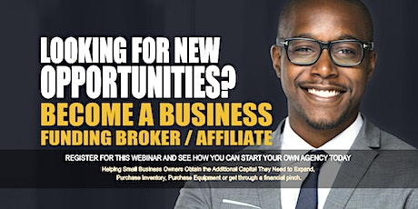 Become a Business Funding Affiliate - Atlanta tickets