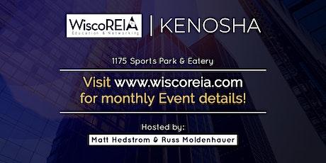 WiscoREIA's Kenosha Meeting - 2020! tickets