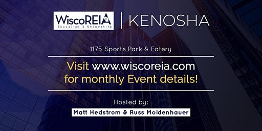 WiscoREIA's Kenosha Meeting - 2020!