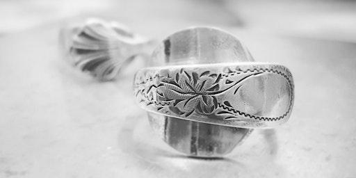 Silver Spoon Ring Workshop
