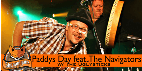 Paddys Day feat. The Navigators tickets