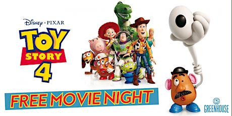 Free Movie Night: Toy Story 4 tickets