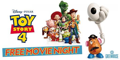 Free Movie Night: Toy Story 4