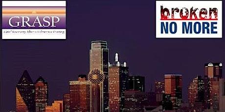 2020 GRASP/Broken No More Conference and Retreat tickets