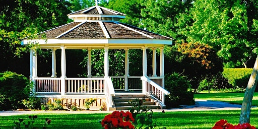 Garden Party Tea & Vintage Fashion Show at Shadelands Ranch Museum