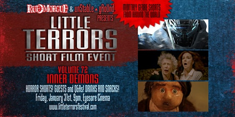 Rue Morgue/Unstable Ground Little Terrors 72 - Inner Demons tickets