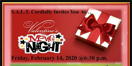 SMBC S.A.L.T. Ministry - Valentine's Movie Night