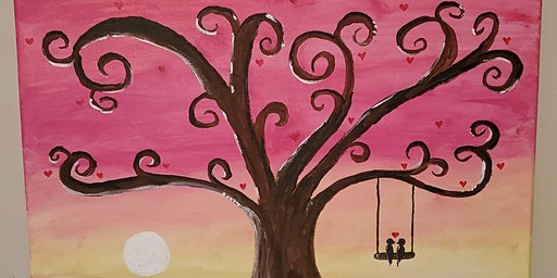 Canvas Paint Party and Fundraiser