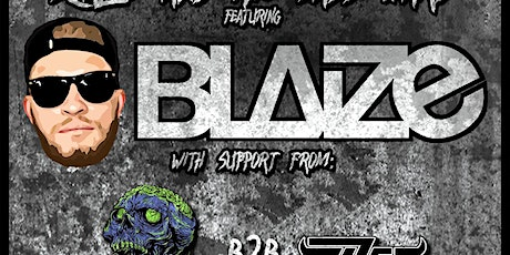 Blaize And The Bass Wars tickets