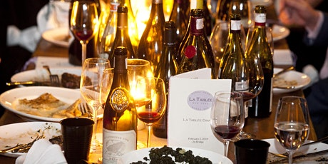 La Tablée NYC 2020 - Rhône Wine Festival tickets