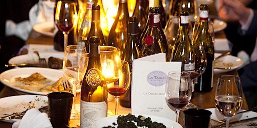 La Tablée NYC 2020 - Rhône Wine Festival