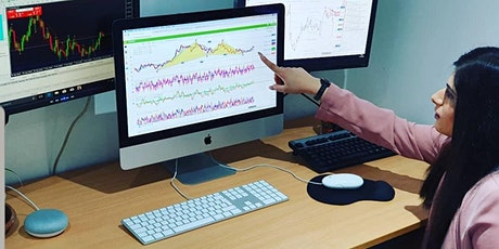Learn to Trade Forex & Crypto - Free Consultation London tickets