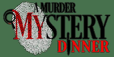 """Murder at Mystery Manor"" Dinner tickets"