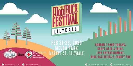 Lilydale Food Truck Festival
