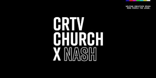 CRTVCHURCH x Nashville, Tennessee