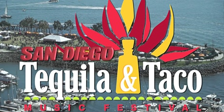 Tequila and Taco Music Festival - Downtown San Diego April 25th & 26th tickets