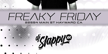 Freaky Friday Party at Funky Monkey with DJ Slappy tickets