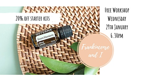 Penrith DoTERRA Make + Take Class Free