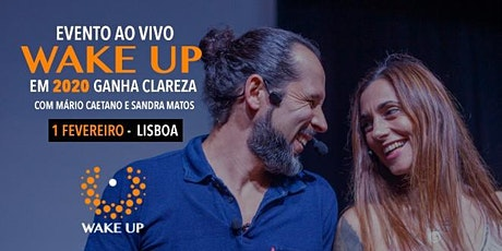 Wake Up - Evento AO VIVO de Coaching e Motivação bilhetes