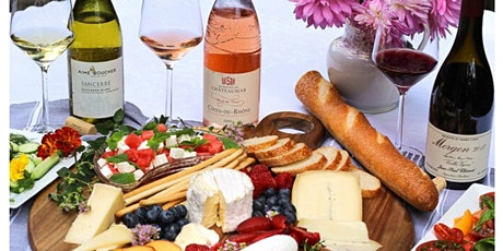Wanderlust France: Food & Wine Series tickets