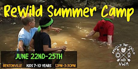 ReWild Summer Camp entradas